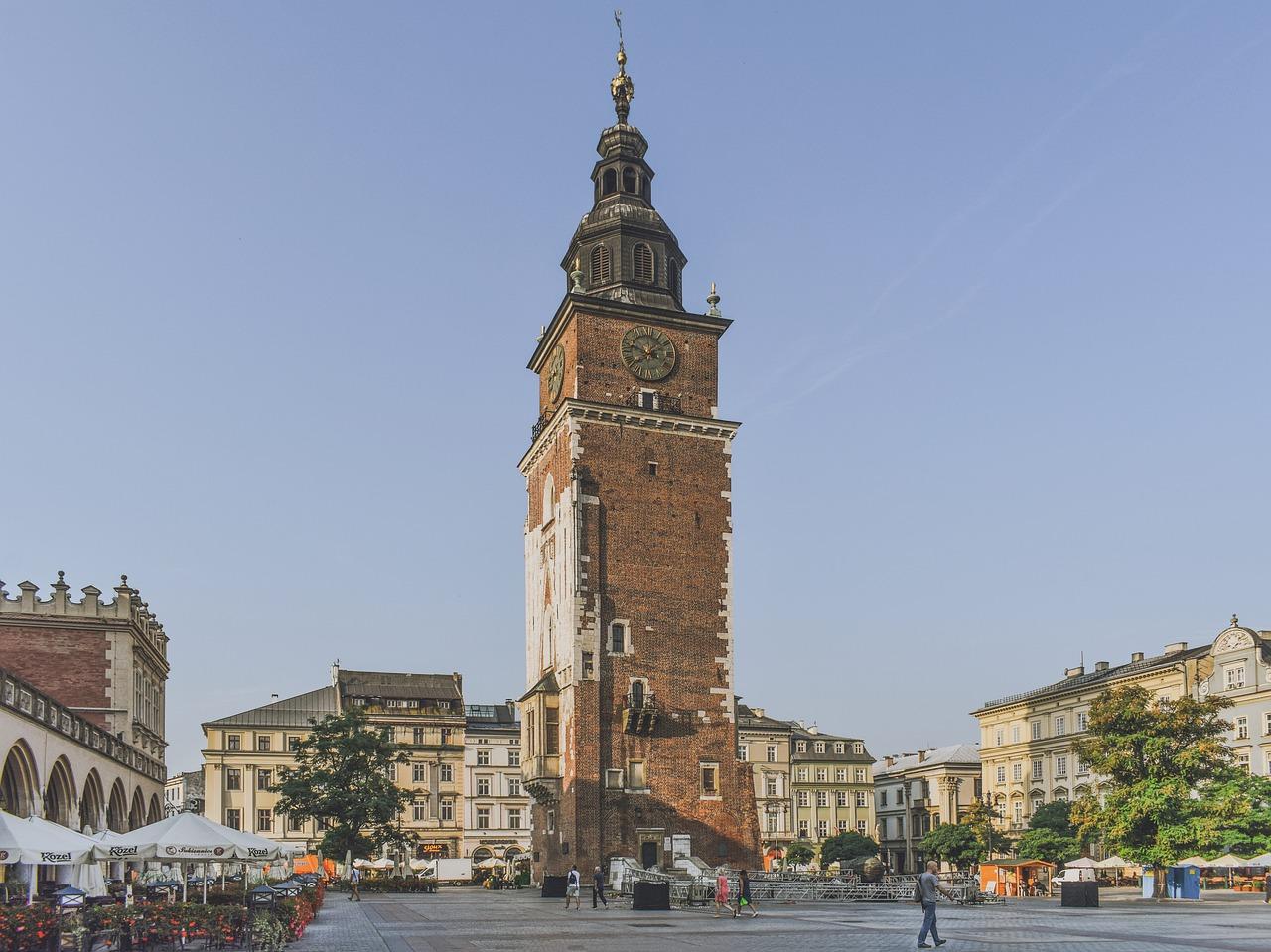 Mieszkaniowa dzielnica Krakowa - Prądnik Czerwony