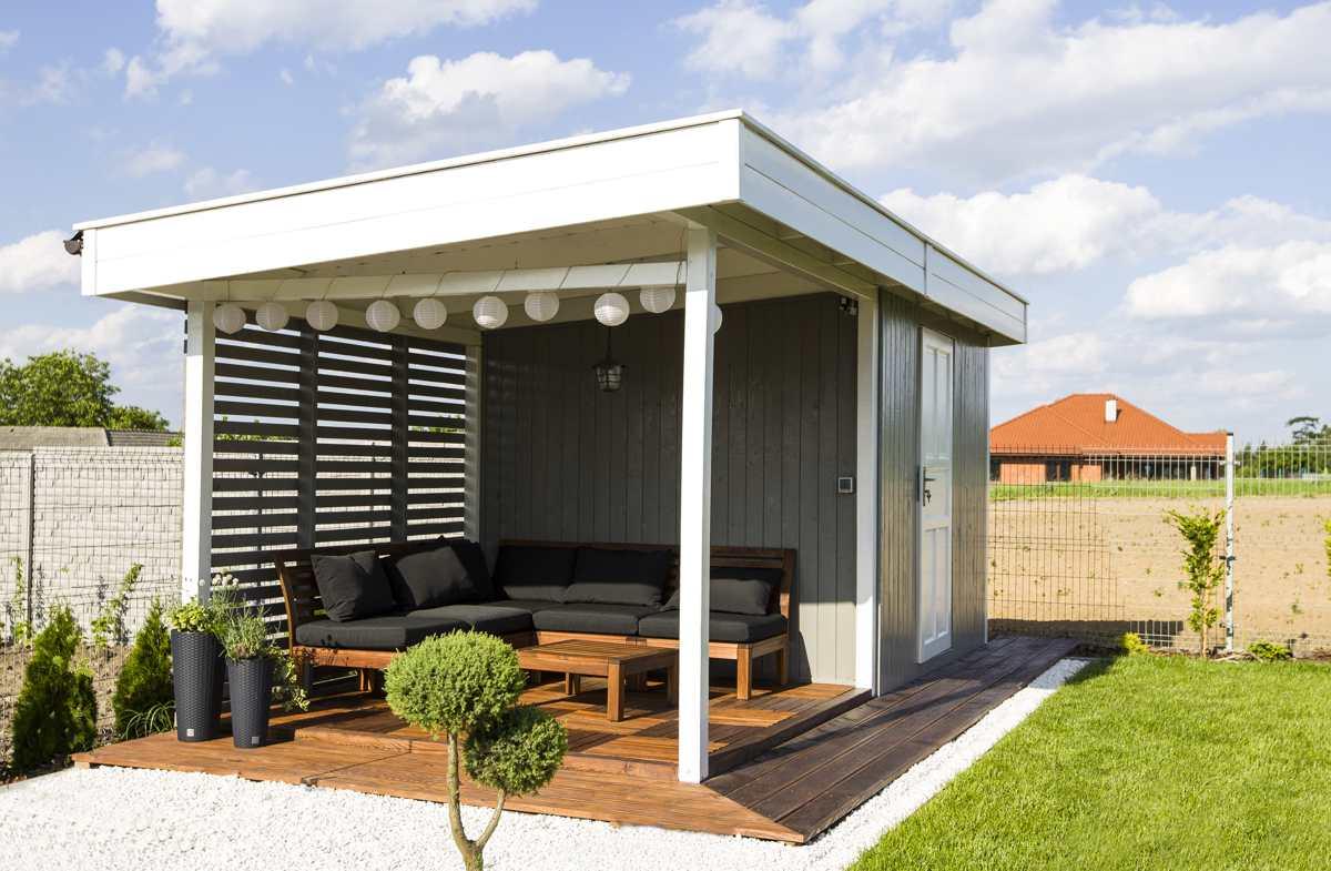 Gotowe domki letniskowe – oszczędność czasu i łatwość montażu