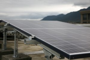 Ekologiczne ogrzewanie fotowoltaiczne kotłem elektrycznym