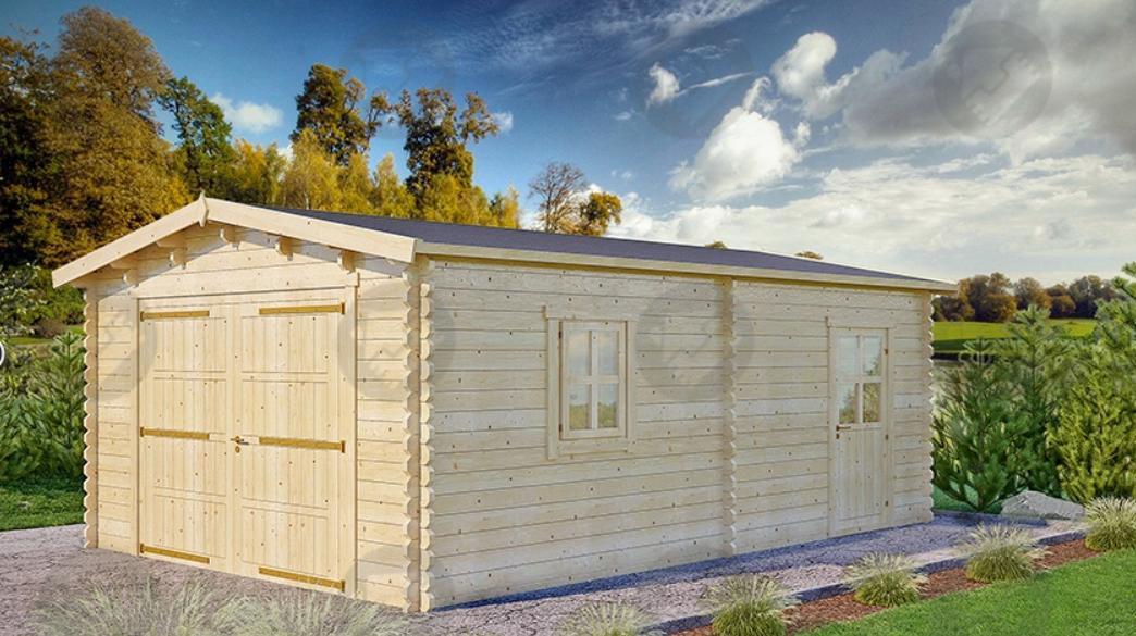 Wyjątkowe oraz ekologiczne garaże drewniane - wywiad z producentem