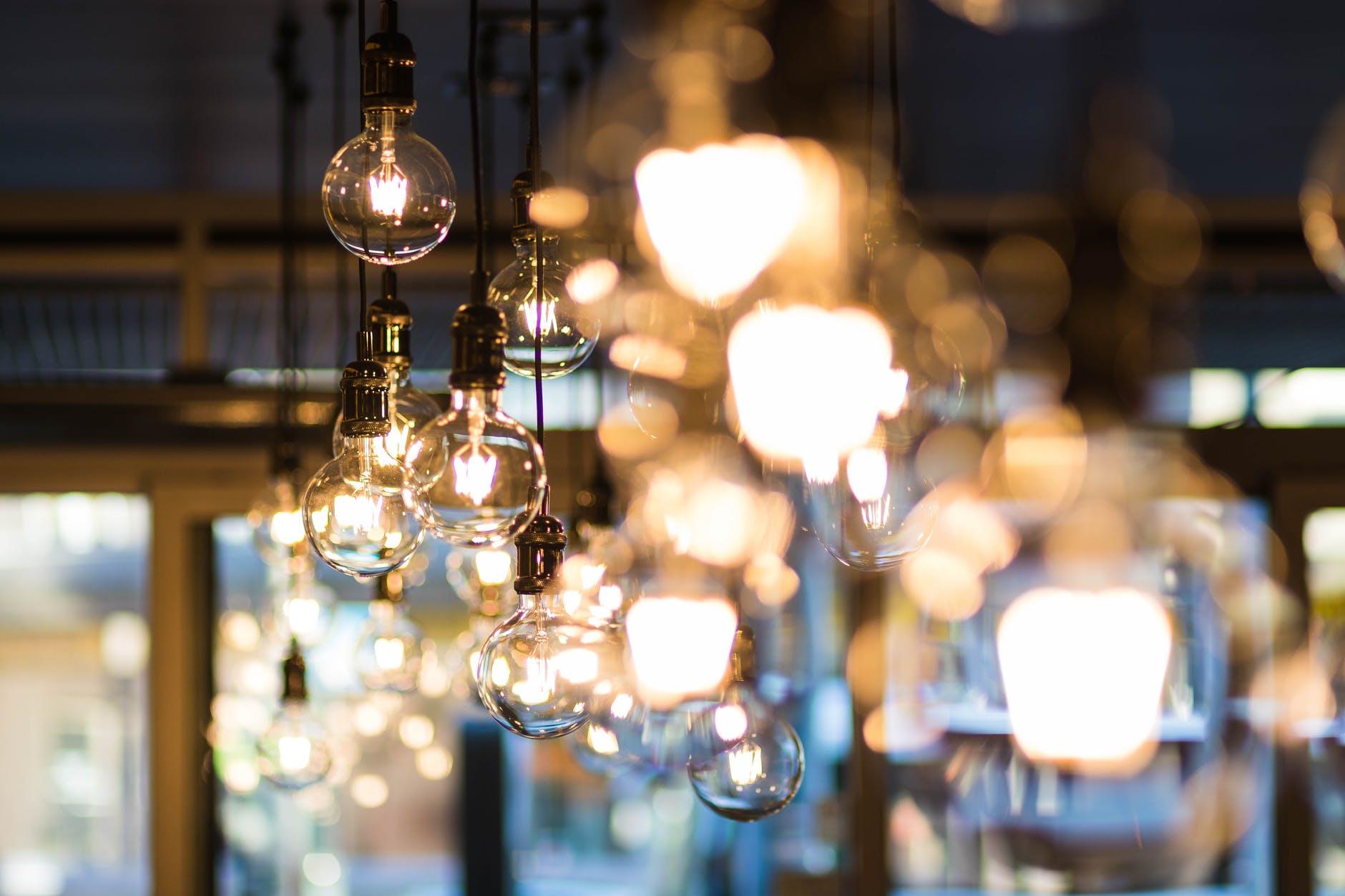 Oświetlenie domu - 3 nowoczesne propozycje