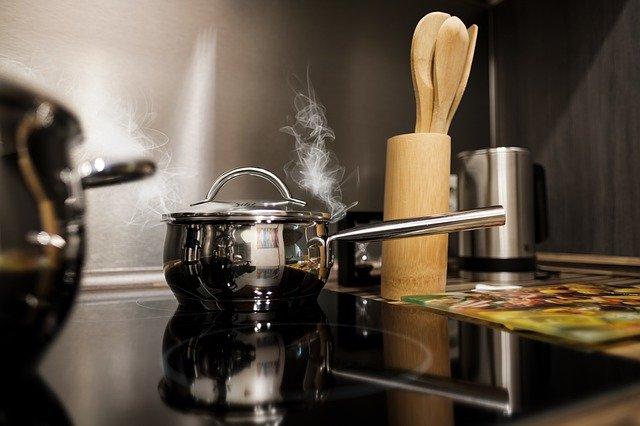 Wybór garnków do kuchni