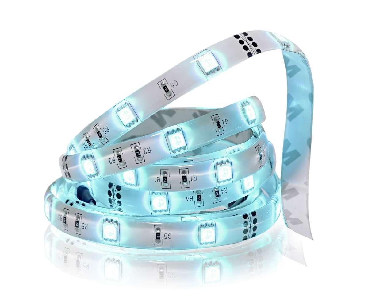 Trzy zupełnie różne zastosowania taśmy LED – gdzie mogą się przydać?