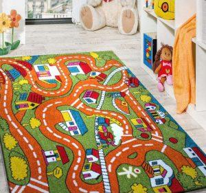 Dywan dla dziecka idealny do zabawy - czy wiesz jak go wybrać?