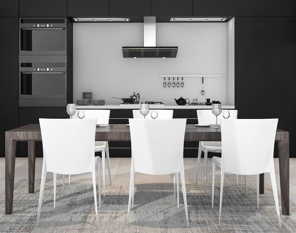 Okapy kuchenne SMEG - retro czy nowoczesne?