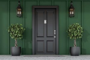 Wykończenie wnętrz budynku - jakie drzwi wybrać i o czym pamiętać?